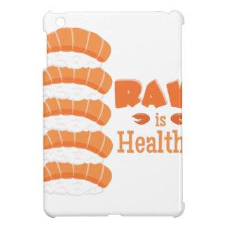Raw Healthy iPad Mini Case