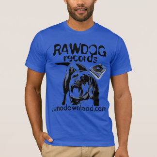 RAWDOG Record shirt