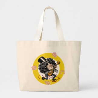 Rawk! Large Tote Bag