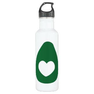 RawMama Avocado Water Bottle