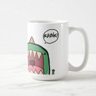 RAWR COFFEE MUG