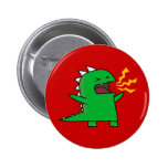 RAWR Dino - customisable! Buttons