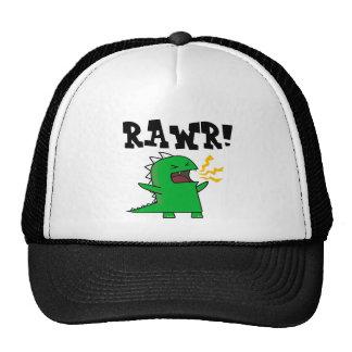 RAWR Dino - customizable! Cap