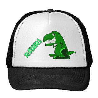 RAWR DINOSAUR CAP