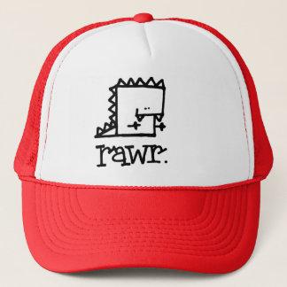 Rawr Dinosaur Meepple Trucker Hat