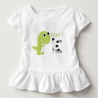 rawr dinosaur t-rex toddler T-Shirt