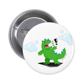 Rawr Mr Dino Pin