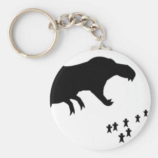 Rawr! T-Rex Keychain