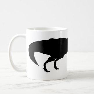 Rawr! T-Rex Coffee Mugs