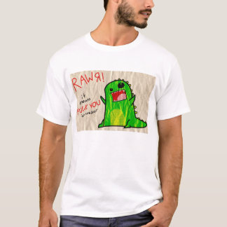 RAWR, the dino language T-Shirt