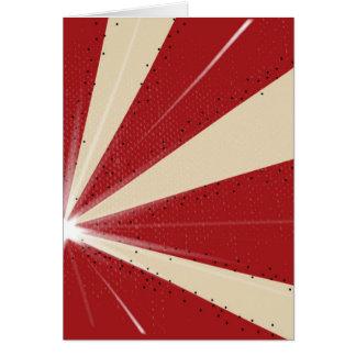 Ray Grunge Background Card