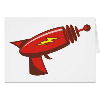 Ray Gun Card