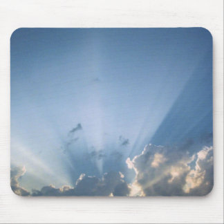ray of light mouse pad