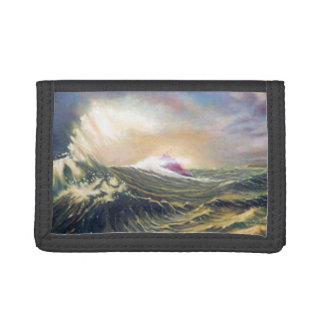Ray of Light Tri-fold Wallet