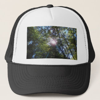 Ray of sun trucker hat