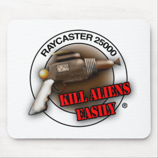 raycaster mouse pad