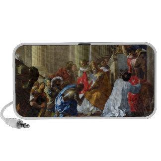 Raymond IV de Saint-Gilles  Taking the Cross Portable Speaker