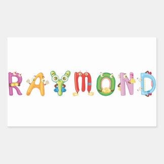 Raymond Sticker