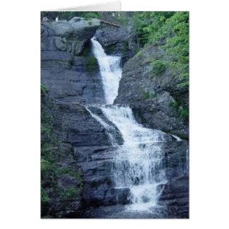 Raymondskill Falls Card