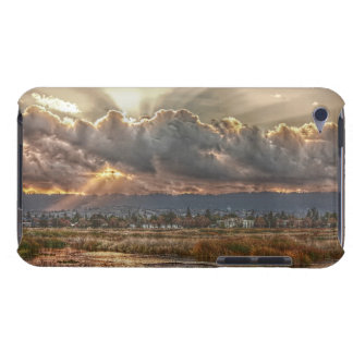 Rays at Sunset iPod Touch Case-Mate Case