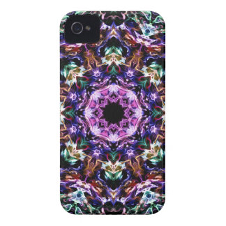 Rays of Light Abstract iPhone 4 Case