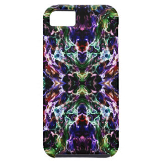 Rays of Light Abstract iPhone 5 Cases