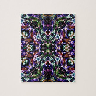 Rays of Light Abstract Jigsaw Puzzles