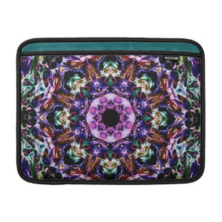 Rays of Light Abstract Sleeve For MacBook Air