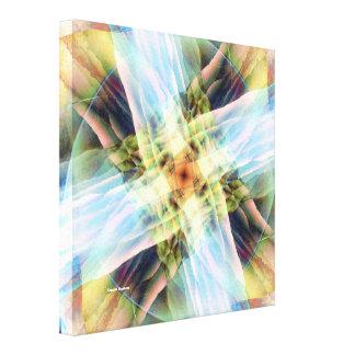 Rays of Light Canvas Prints