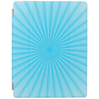 Rays Of Light Pattern iPad Cover