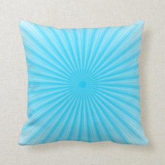 Rays Of Light Pattern Throw Cushion