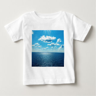 Rays over the Sea Baby T-Shirt
