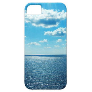 Rays over the Sea iPhone 5 Covers