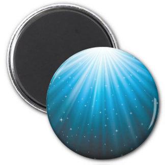 Rays Sun beam inspirational Magnet