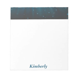 Rays Sun beam inspirational Notepad