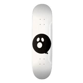 Rayshine GHOST O!™ Black and White Skateboard