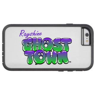 "Rayshine GHOSTTOWN™ ""grape"" Phone Case"
