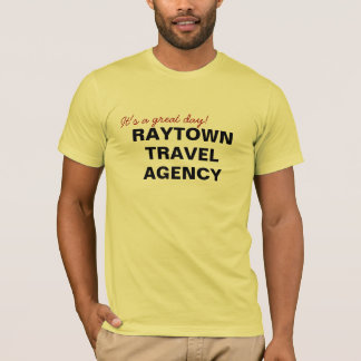 Raytown Travel Agency T-Shirt