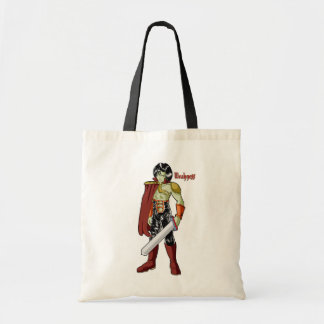 Raziel Bag. Budget Tote Bag
