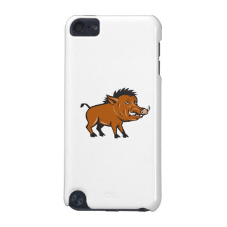 Razorback Side Cartoon iPod Touch (5th Generation) Covers