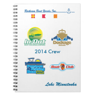 RBY Crew Note Book