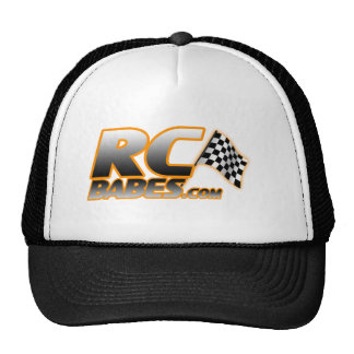 RC Babes Logo T-Shirt Cap