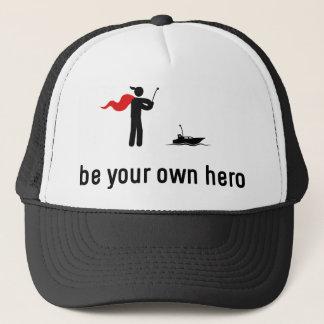 RC Boat Hero Trucker Hat