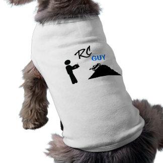 RC Guy Sleeveless Dog Shirt
