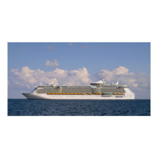 RC Liberty of the Seas Poster