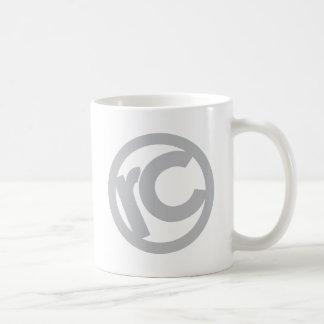 rc logo coffee mug