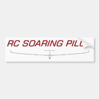 RC Soaring Pilot Bumper Sticker