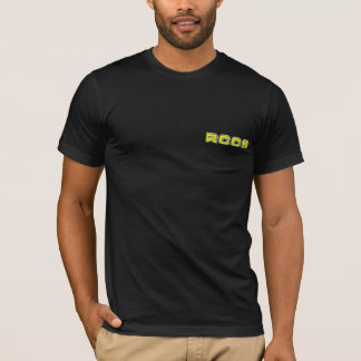 RCCS MC Member T-Shirt 2012 (black)