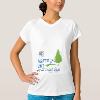 RCGC Midsummer Night's Trail Run Ladies Shirt