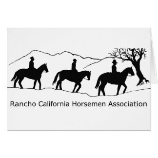 RCHA Apparel and Novelty Items Greeting Card
